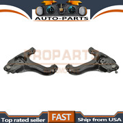 Moog Pair Front Lower Control Arm And Ball Joint For 1994-1999 Dodge Ram 2500_pr