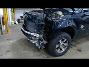 2011 F350sd Left Driver Side Front Door Assembly Color Charcoal Uh