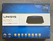 Linksys N750 Ea3500-np Dual Band Smart Wifi Router