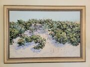 Joy Biddle Beach Roses - Artist Known For Her New England Seacoast Paintings