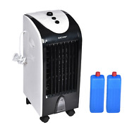 Portable Cooler Mini Air Conditioner Fan Evaporative Humidifier 3 Speed Cooling