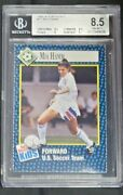 1992 Sports Illustrated For Kids Mia Hamm Rookie Card United States Bgs 8.5 🔥