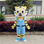 Cute Animal Mascot Costume With Clothes Cosplay Party Fancy Dress Adult Suit