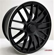 20and039and039 Wheels For Mercedes E450 4matic Cabriolet 2019 And Up Staggered 20x8.5/9.5