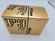 Nikon F3/t Hp Mint In Box One Of Last Ever Made Unused 8528052/98tg