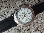 Watches For Men's By Mont Blanc Swiss Include Leather Wallet Collection