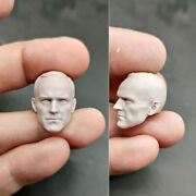 Phil Coulson Agents Of S.h.i.e.l.d. 1/12 Head Carving Model Sculpture Accessory