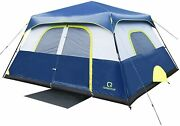Camping Tent Outdoor Instant Pop Up Cabin Tent Waterproof Portable Hiking Beach