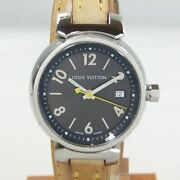 Pawn Shop Opening With Our Store Guarantee Year Louis Vuitton Tambour Triple