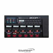 Zoom G11 Multi-effects Processor With Expression Pedal Touch Screen Looper Ir