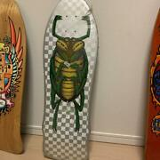 Skateboard Deck Dock Town Powell Old Rare