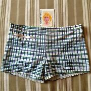 Sexy 1970s Men Vintage Striped Trunk Boxer Swimwear And Pocket - New From Italy -s