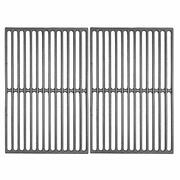 Vicool 7526 Cast Iron Grill Grates Cooking Grid For Weber Spirit 300 700 Series