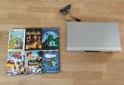 Sony Dvp-ns700p Cd/dvd Player W Remote And Disney Movies Bundle Finding Nemo Bambi