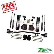 Zone Offroad 4 Lift Kit For Ford F250/f350 2008-10 4wd Gas