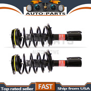 Monroe Front Shock Quick Strut And Spring Pair Set For Venture Montana_prp