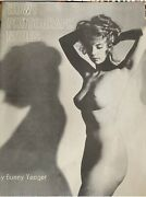 Signed By Bunny Yeager 1997 How I Photograph Nudes, Photo Book Album Collectible