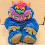 My Pet Monster Talking Big Plush Toy 2001 Collection Character Tv Anime Used