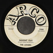 Solitaires Insight Sortie / Old Manand039s Blues Arco 9 7 Simple 45 Rpm