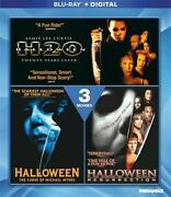 Halloween 3-movie Collection Blu-ray, 2020, Widescreen