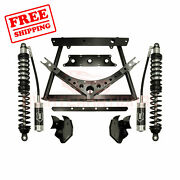 Icon 0-3 Rear Coilover Conversion System - Stage 1 For Jeep Wrangler 2007-2014