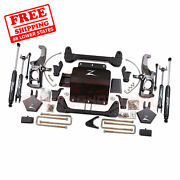 Zone 5 F And R Suspension Lift Kit Fits Gmc 2500hd Pickup 2wd/4wd 2011-2019