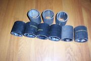 Lot Of 9 Aircraft Aviation Intake Hose 639660-10 649994-10 New Old Stock
