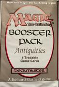 Rare Mtg Antiky Tea Booster Pack Antiquities
