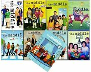 The Middle Complete Series Seasons 1-9 Dvd Set