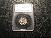 1935 D Buffalo Nickel Pcgs Unc 64 Old Holder Very Very Under Graded 65 Or 66