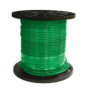Southwire 8 Green Stranded Cu Simpull Thhn Wire 1000 Ft.
