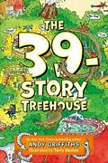The 39-story Treehouse Mean Machines And Mad Pro Griffiths