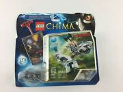 Lego Legends Of Chima Speedorz Winzar Ice Tower 70106 New In Package