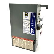 Square D Pq4603g I-line Fusible Busway Plug In Unit 277/480/600vac 30a 4-pole