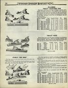 1922 Paper Ad 12 Page Bailey Stanley Bed Rock Plane Planes Parts Repair List