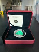 2008 Rcm 50-cent Sterling Silver Triangle Coin - Milk Delivery