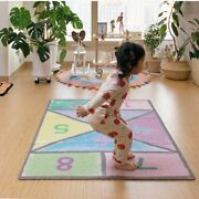 Kids Play Rug Puzzle Children Mat Tapete Infantil Baby Room Crawling Pad Folding