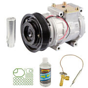 For Land Rover Discovery 1999 Ac Compressor W/ A/c Repair Kit Dac