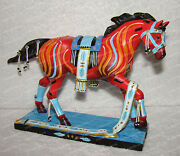 Trail Of Painted Ponies Keeper Of Sacred Fire 12301 1e/4760 Potawatomi Tribe