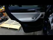 Door Card Trim Panel Passenger Rear Black And Oyster Fits 2014 X3 Trim Code Lucx