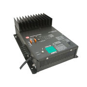 Analytic Systems Ac Charger 2-bank 40a, 24v Out, 110vac In, W/digital Volt/amp
