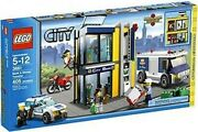 Lego City 3661 Bank And Money Transfer With Original Box And Instructions