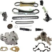 Oil Pump Timing Chain Kit Water Pump For 2001-2004 Ford Ranger Kit