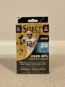 Panini Select 2020 Nfl Hangar Box - Factory Sealed Completely Sold Out And Rare
