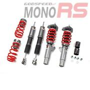 Godspeed Monors Coilovers Lowering Kit For Audi A3 S3 A3 Quattro 15-20 Adjust...