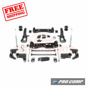 Pro Comp 6 Lift Kit W/spacer And Pro Runner Shocks 14-18 Ram 1500 3.0l Diesel 4wd