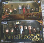 The Hobbit An Unexpected Journey Pez Dispensers And Lord Of The Rings Pez