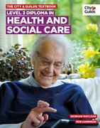 Level 3 Diploma In Health And Social Care Textbook New Maclean Siobhan City And