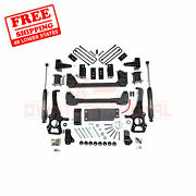 Zone 6 Front And Rear Suspension Lift Kit For Ford F150 4wd 2015-2020