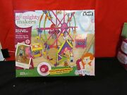 Kand039nex Mighty Makers Fun On The Ferris Wheel Girl Building Set New 43734 Emily